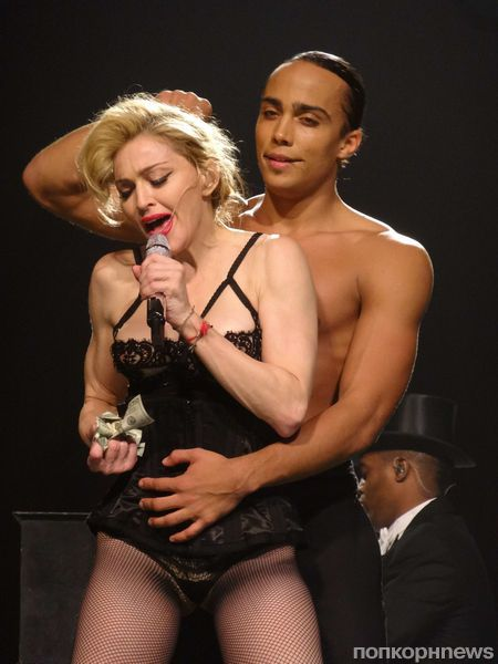 Мадонна готова показать фанатам все
