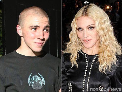 Сын Мадонны предпочитает пользоваться ее косметикой