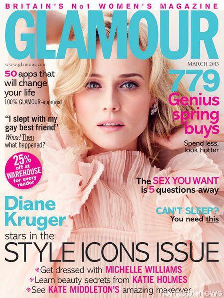 ����� ������ � ������� Glamour ��������������. ���� 2013