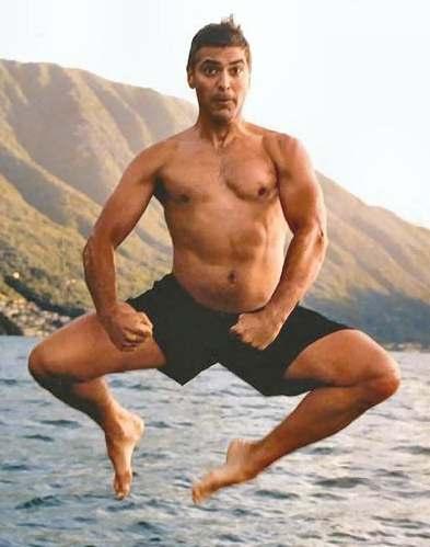 Джордж Клуни не любит социальные сети