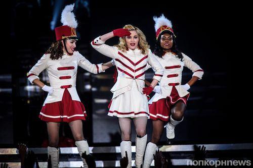 Мадонна, Rolling Stones и U2 заработали больше миллиарда на гастролях
