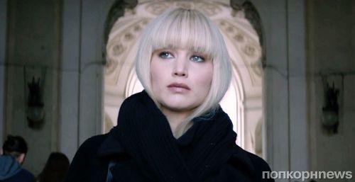 «Красный воробей»: Дженнифер Лоуренс играет русскую шпионку вновом кинофильме
