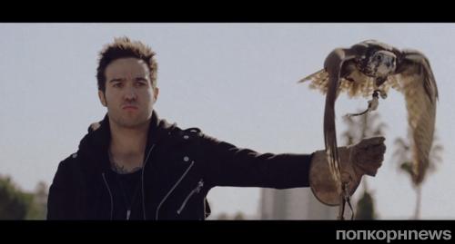 Новый клип группы Fall Out Boy - The Phoenix