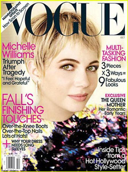 ������ ������� � ������� Vogue. ������� 2009