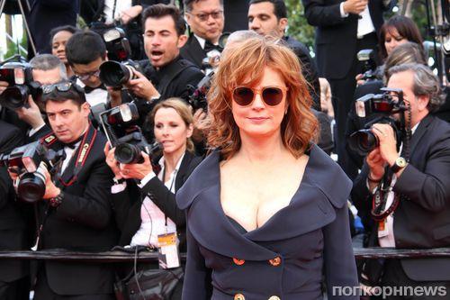 Сьюзан Сарандон прокомментировала сексуальный скандал вокруг Вуди Аллена: «Думаю, он насиловал ребенка»