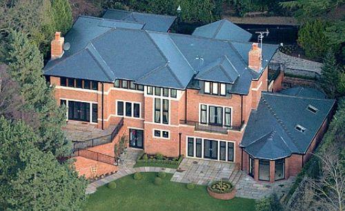 Криштиану Роналду продает свой дом