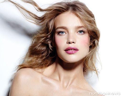 Наталья Водянова представила косметическую линию Etam