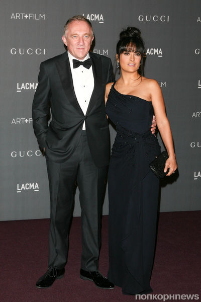 Звезды на вечере LACMA Art & Film Gala 2012