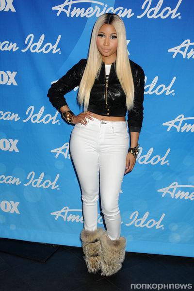 Звезды на вечеринке по случаю финального шоу American Idol