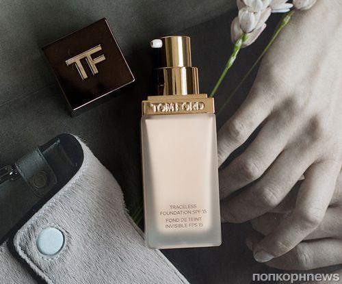 Секреты красоты: тональный крем Tom Ford Traceless Foundation
