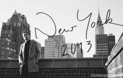 Тизер рекламного ролика Dior Homme с Робертом Паттинсоном