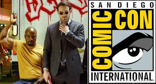 Супергеройские сериалы на SDCC 2017: «Защитники», «Одаренные», «Сверхлюди» и другие