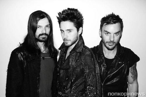 Джаред Лето и 30 Seconds to Mars вновь анонсировали новый альбом