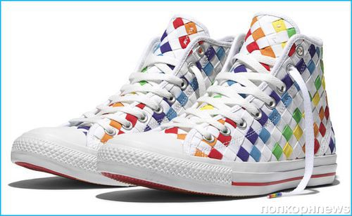 Converse посвятил ЛГБТ-движению новую коллекцию кедов