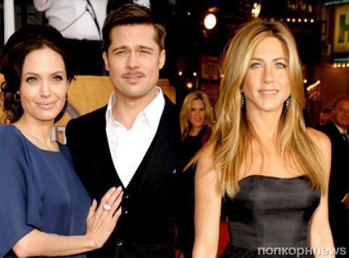 Jennifer Aniston and Angelina Jolies feud over Brad Pitt