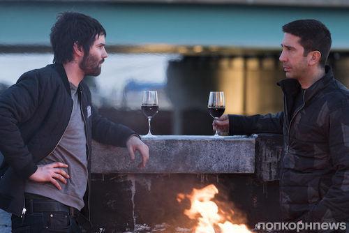 Первые кадры: звезда «Друзей» Дэвид Швиммер в роли ресторатора-неудачника в новом сериале
