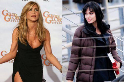 Анджелина Джоли зарабатывает больше Дженнифер Энистон