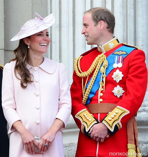 Ребенок принца Уильяма и Кейт Миддлтон отправится в мировое турне