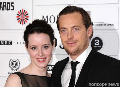 Звезда сериала «Корона» Клер Фой разводится с мужем после 4 лет брака