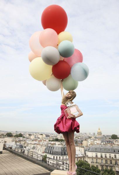София Коппола снимает рекламу для Dior