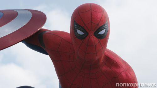 Человек-паук в новом «Первом Мстителе» получил почти полчаса экранного времени