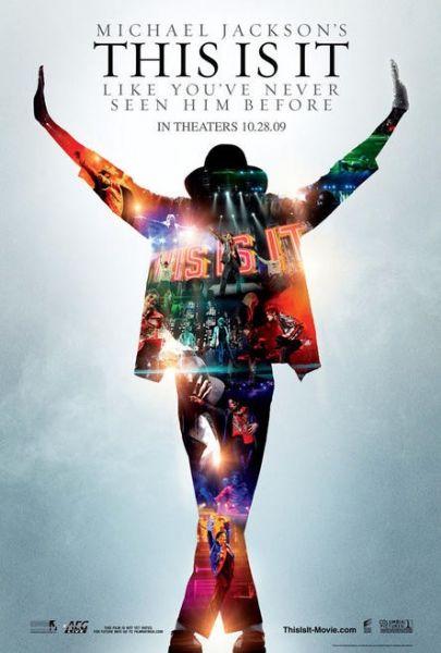 Трейлер фильма про Майкла Джексона