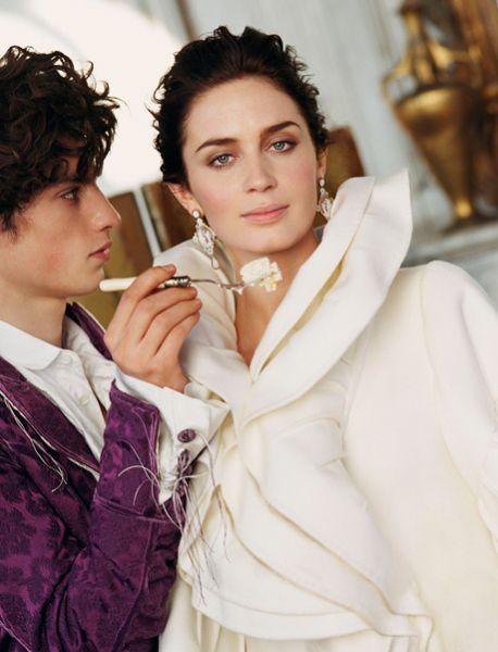 Эмили Блант в журнале Vanity Fair. Май 2009