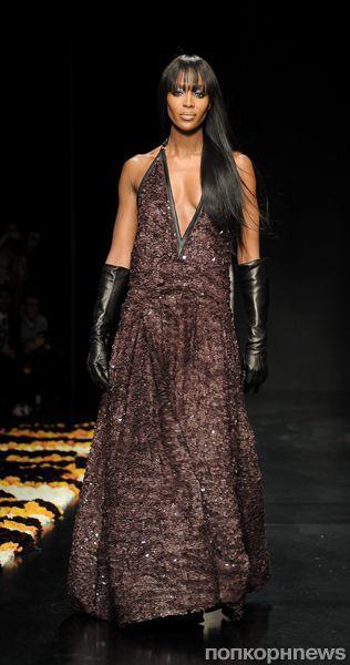 Модный показ Roberto Cavalli. Осень / зима 2012-2013