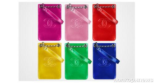Чехлы для смартфонов от Chanel