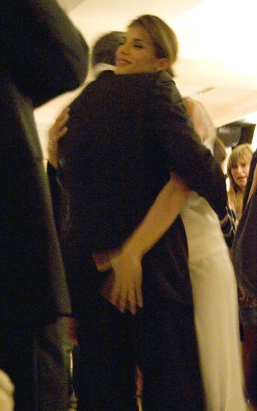 Страстный танец Джорджа Клуни и Элизабетты Каналис
