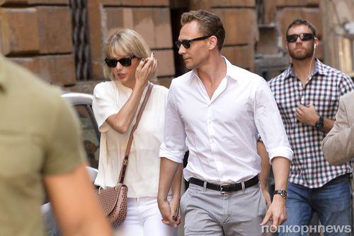 Vogue подсчитал, сколько стоит романтический отпуск Тома Хиддлстона и Тейлор Свифт