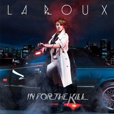 Клип La Roux - In For the Kill версия для США