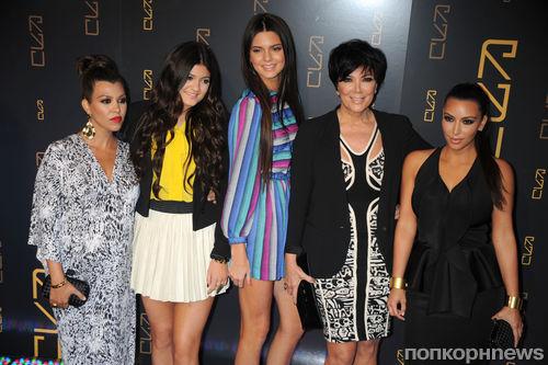 Родители Ким Кардашян стали жертвами телефонных хулиганов