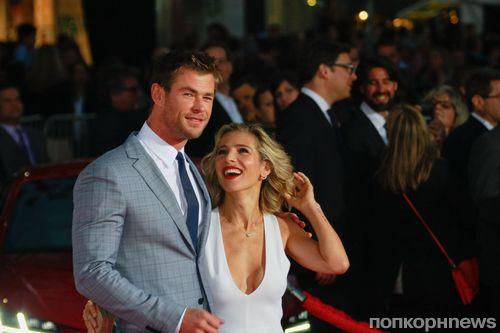 Премьера фильма «Мстители: Эра Альтрона» в Лос-Анджелесе