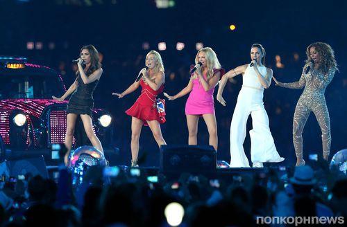 Spice Girls �� ��������� �������� ����������� ���