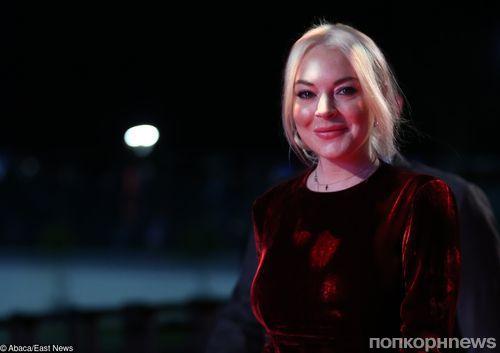 Располневшая Линдси Лохан вышла на красную дорожку кинофестиваля в Турции