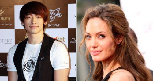 """Рэйн """"сделал"""" всех, даже Анджелину Джоли"""