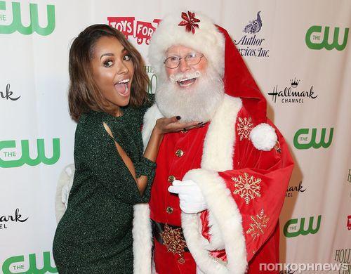 Фото: как голливудские звезды готовятся к Рождеству