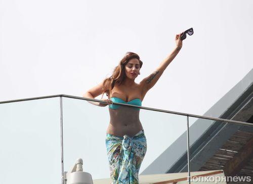 Lady GaGa �� ������� ��������� � ��������