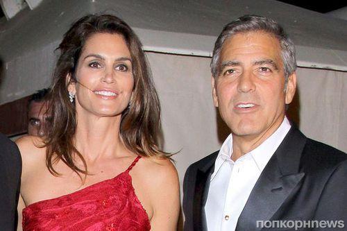 Синди Кроуфорд раскрыла пол детей Джорджа Клуни