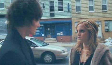 Видео: Эмма Уотсон в клипе своего бойфренда Джорджа Крейга на песню «Say You Don't Want It»