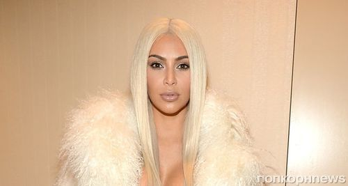 Ким Кардашьян поддержала Канье Уэста на презентации нового альбома