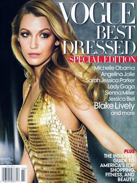 ����� ������ � ������� Vogue. ������� 2010