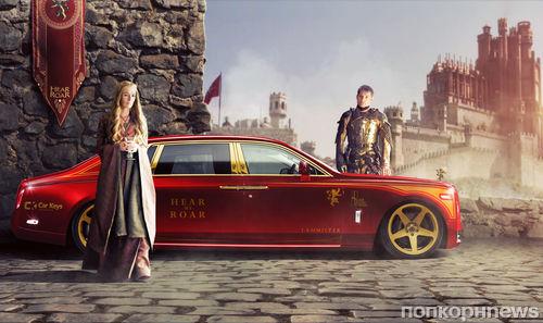 Фото: какие автомобили водили бы герои «Игры престолов»?