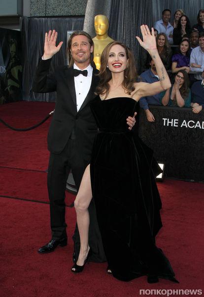 Анджелина Джоли готова пожертвовать свадьбой ради работы
