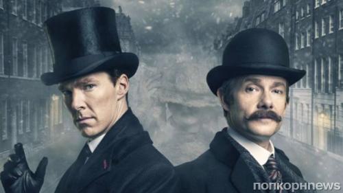 Рождественский спецвыпуск «Шерлока»: новый трейлер и дата выхода
