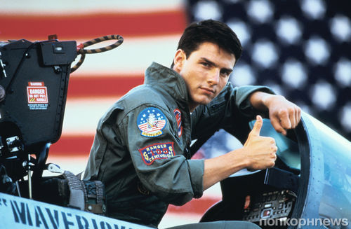 Том Круз вернется в роли Маверика в сиквеле «Лучшего стрелка»