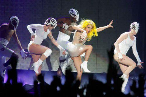 ������� �� ������ � ����� Lady GaGa