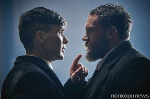 «Острые козырьки» стали лучшим сериалом поверсии телепремии BAFTA