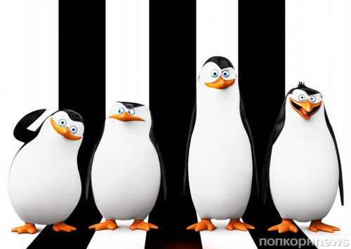 """Второй трейлер мультфильма """"Пингвины Мадагаскара"""""""